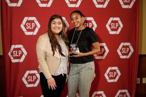 2019 Bucky Award Winner in Global Citizenship Award: Shiloah Coley